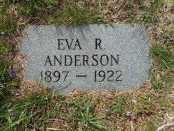 Eva R Anderson