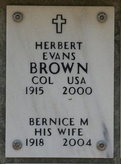Bernice Rachel <I>Majerus</I> Brown