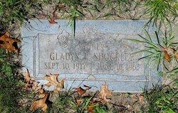 Gladys Louise <I>Hitchcock</I> Shockley