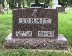 Marion Wilma <I>Erie</I> Schmit