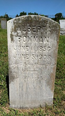 Alberta Bowman