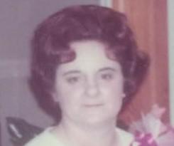 Betty Jan <I>Edwards</I> Anthony