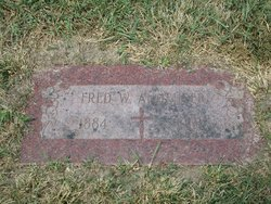 """Frederick William """"Fred"""" Anheuser"""