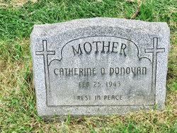 Catherine Q. Donovan