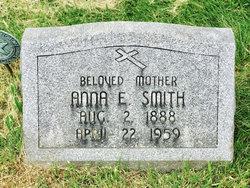 Anna E Smith