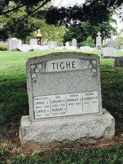 Joseph E Tighe