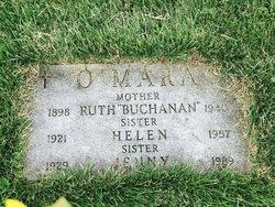 Ruth <I>Buchanan</I> O'Mara