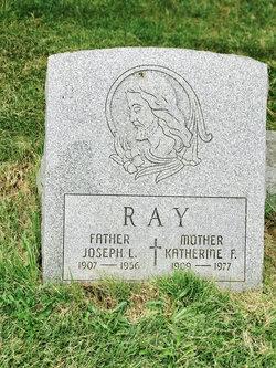 Katherine F Ray