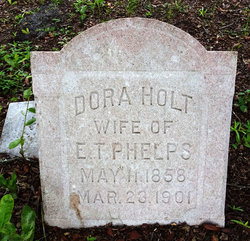 Dora <I>Holt</I> Phelps