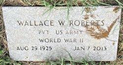 "Wallace Warren ""Wally"" Roberts"