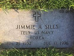 Jimmie A Sills