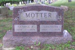 George R Motter