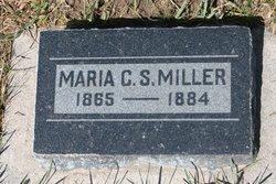 Maria Christina <I>Sebena</I> Miller