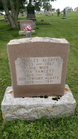 Eva <I>Fawcett</I> Algate