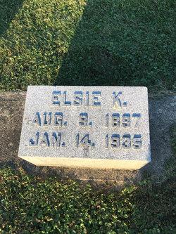 Elsie Katherine <I>Heeren</I> Borchers
