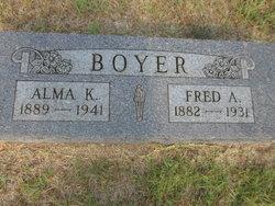 Fred Anson Boyer
