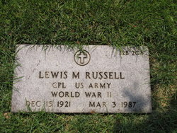 Lewis M. Russell