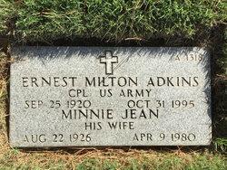 Minnie Jean Adkins
