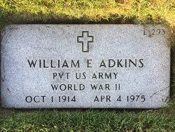 William E Adkins