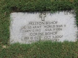 Preston Bishop