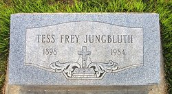 "Theresa ""Tess"" <I>Frey</I> Jungbluth"