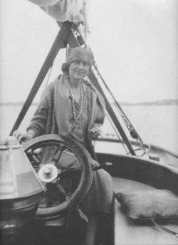 Dr Elsie Worthington <I>Clews</I> Parsons