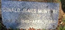 Donald James McIntyre