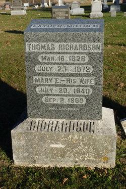 James L Richardson