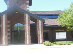 West Des Moines Christian Church Memory Garden