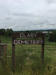 Clary Cemetery