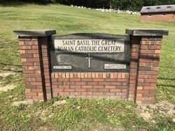 Saint Basil the Great Roman Catholic Cemetery