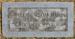 Ethel <I>Newsom</I> Mahin