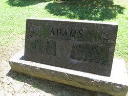 Frances M <I>McCoy</I> Adams