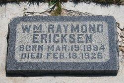 William Raymond Ericksen