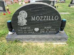 Mary Rose <I>Guarino</I> Mozzillo