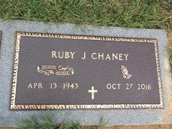 Ruby Jo <I>Nelson</I> Chaney
