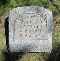 Heinrich Henry Holzwart