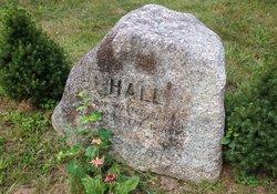 Helene L <I>Merritt</I> Hall