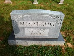 Alice <I>Stewart</I> McReynolds