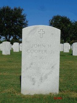 John H Cooper, Jr