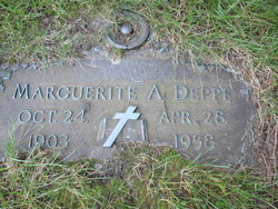 Marguerite A Deppe