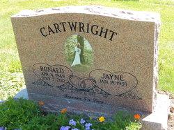 """Ronald Ralph """"Ron"""" Cartwright"""
