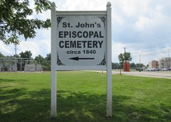 Saint Johns Episcopal Cemetery