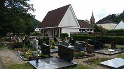 Friedhof Hinterweidenthal