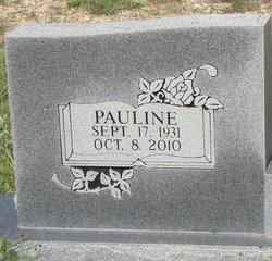 Pauline <I>Kirkland</I> Brumley