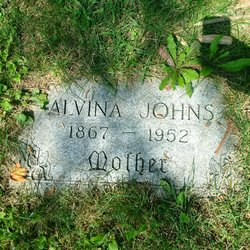 Alvina Mary <I>Johns</I> Lawson