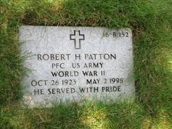 Robert A Patton