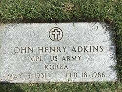 John Henry Adkins