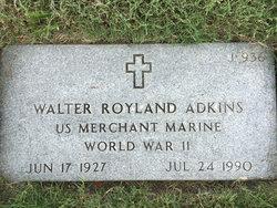 Walter Royland Adkins