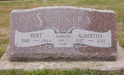 Bert Smidstra